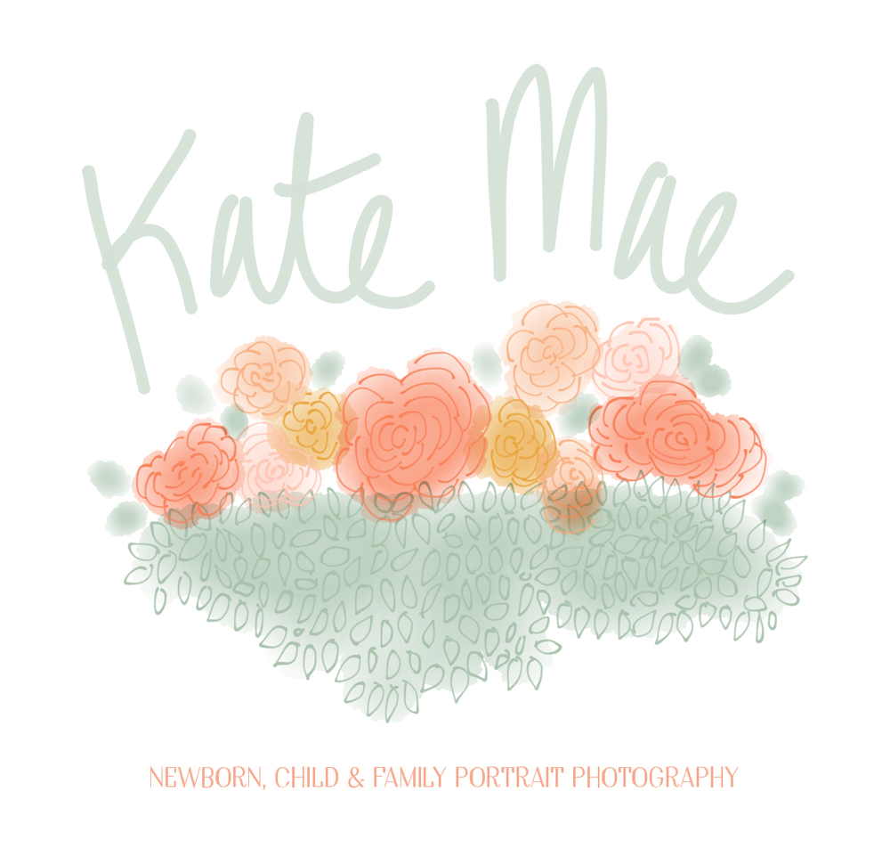 Kate May Photography Logo