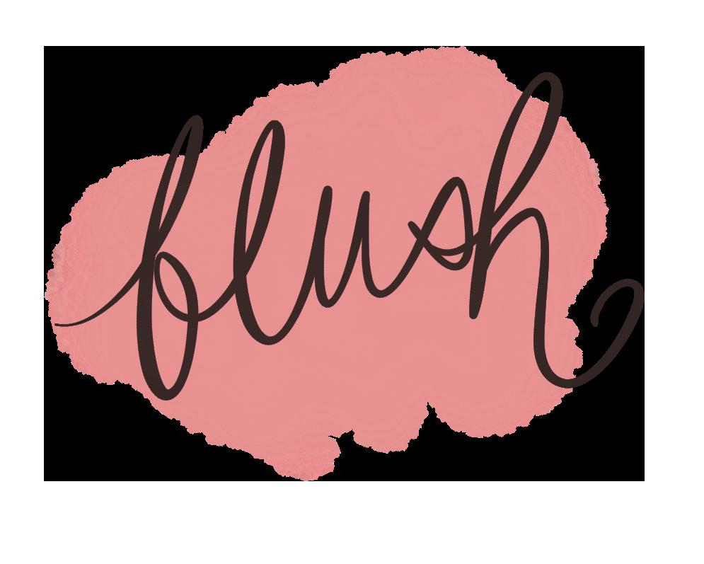 Copy of Blush Makeup Artistry Logo