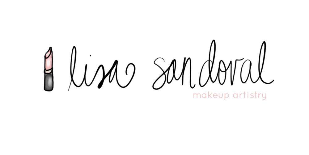 Lisa Sandoval Makeup Artistry Logo