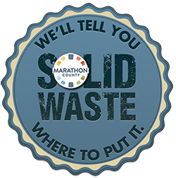 Marathon County Solid Waste Logo