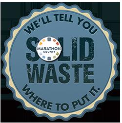 Marathon County Solid Waste Logo