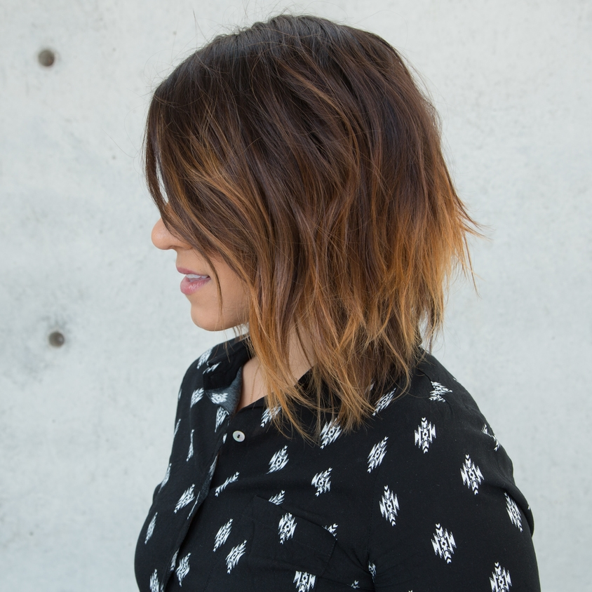 Flat Iron Waves on Short Hair — Confessions of a Hairstylist