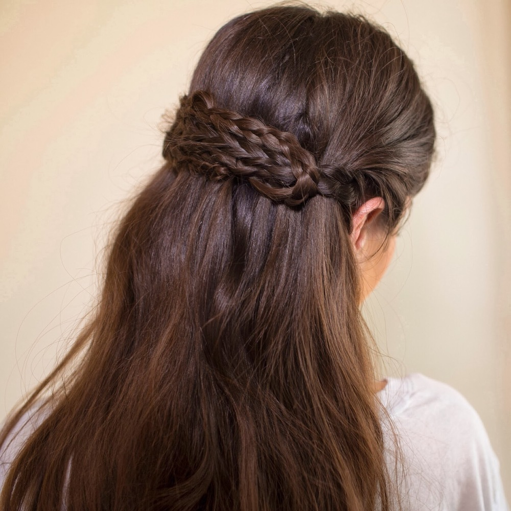 3 WAYS TO WEAR THE SAME BRAID