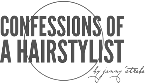 Confessions of a Hairstylist