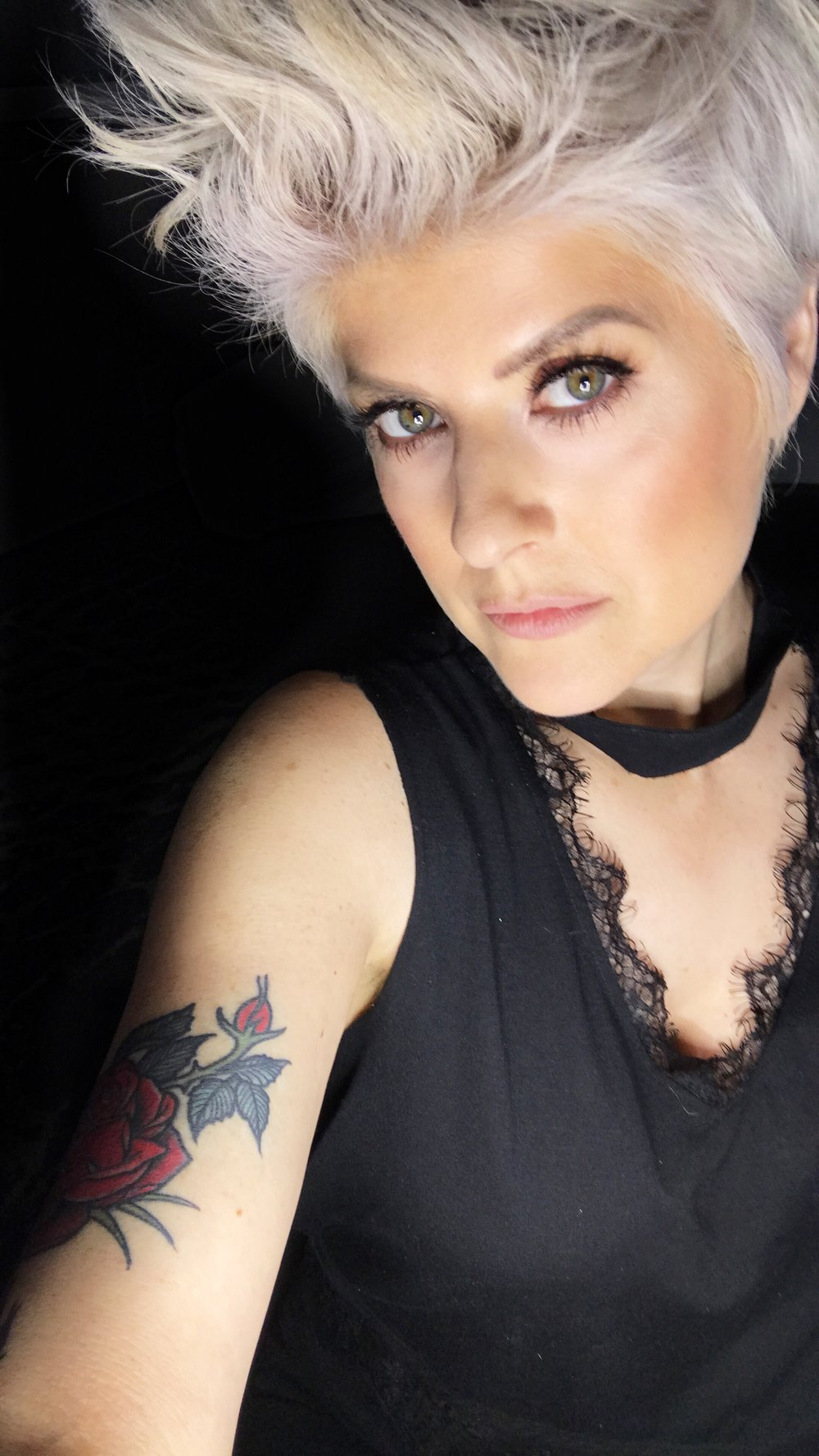 Chita Beseau: May Featured Artist on the Confessions Educational App for Hairstylists