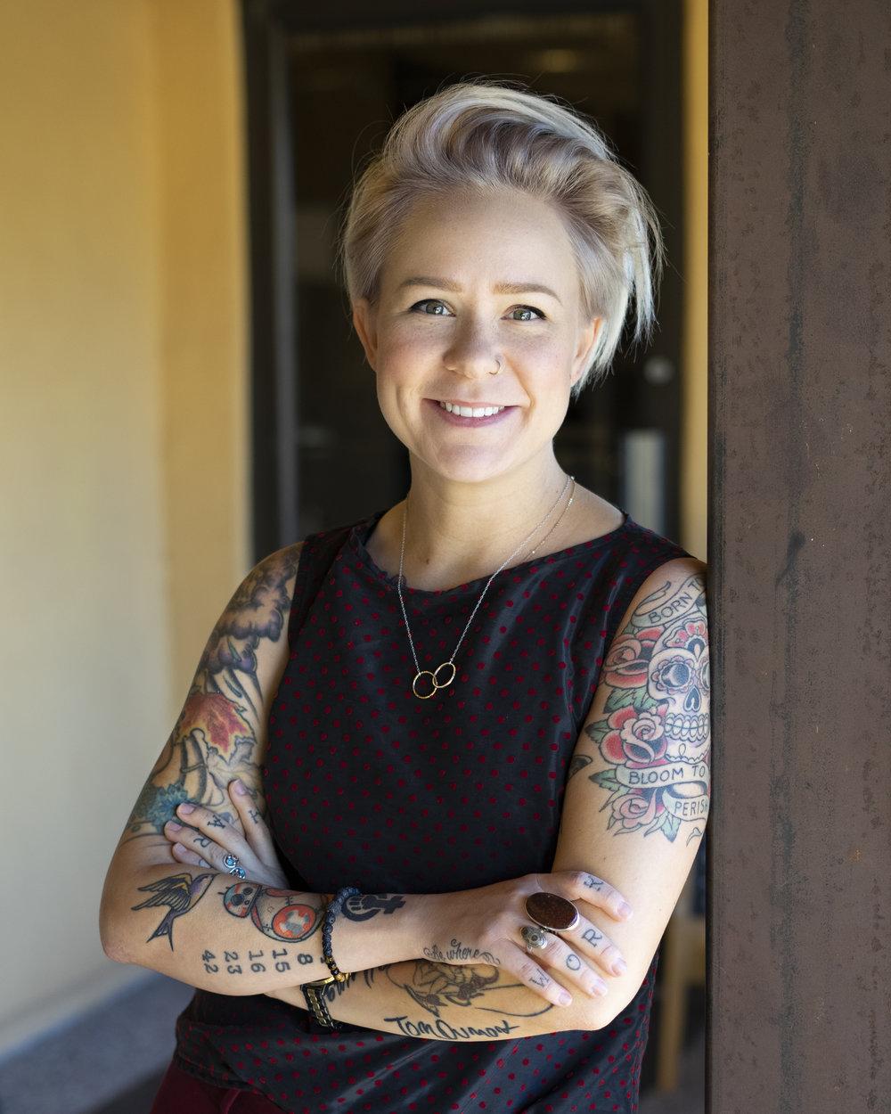Arizona Hairstylist Erin Powers
