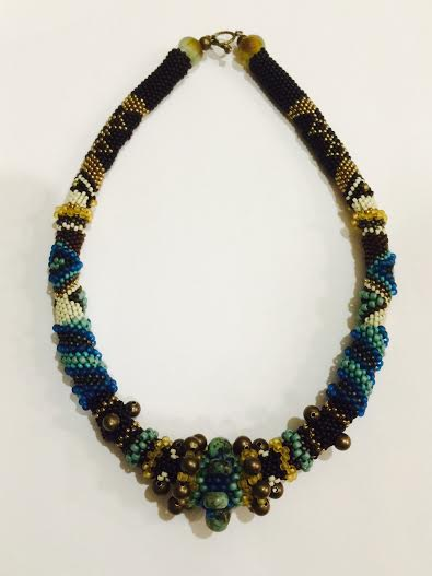 Peyote Stitch Necklace