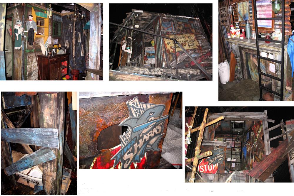 Shanty Town Set