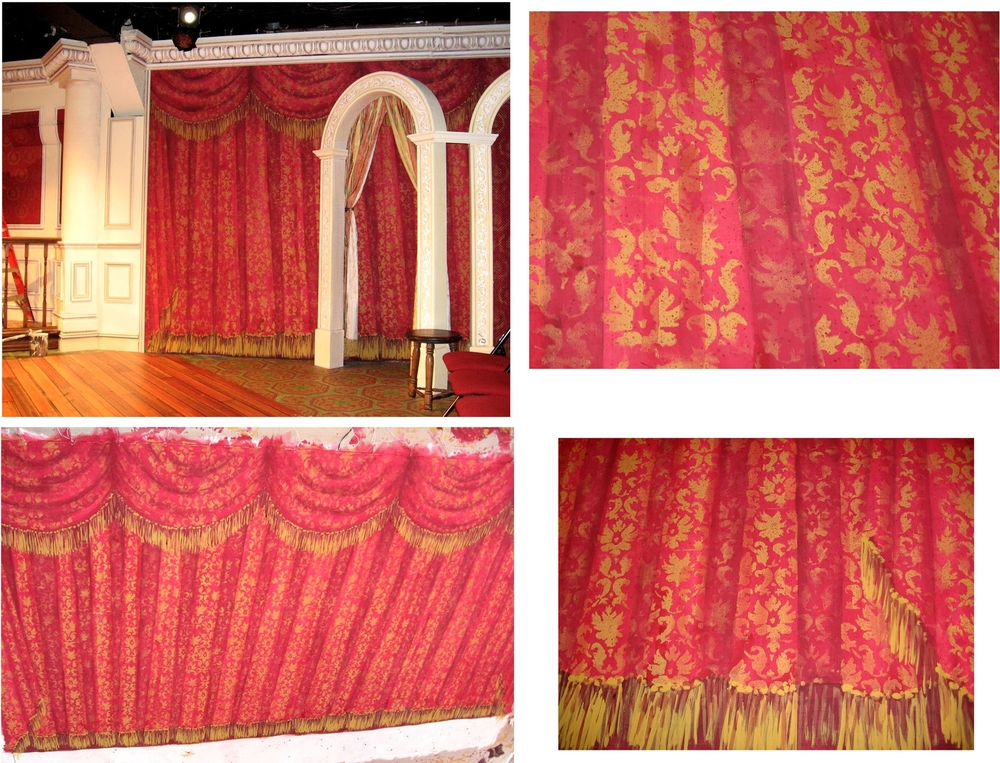 Curtain Backdrop