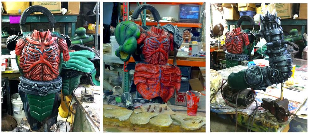 Bonesnapper Costume