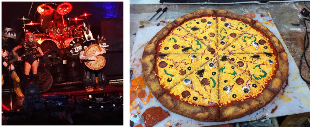 Eyeball Pizza