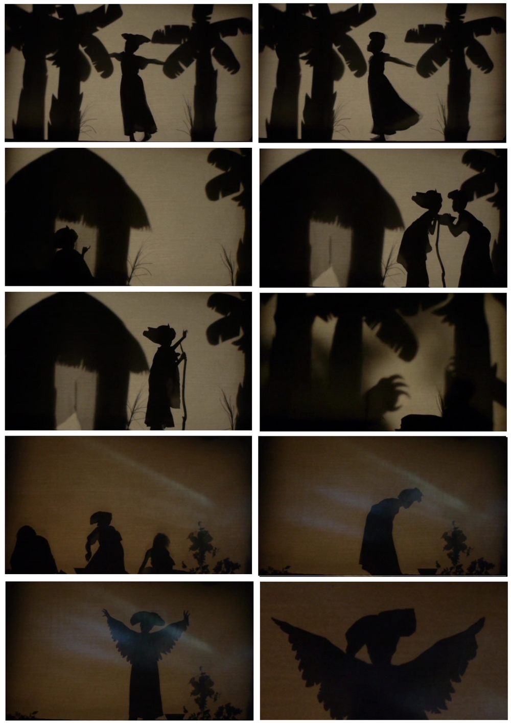 Shadow Play Scenes