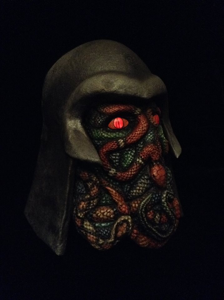 Ophidian Soldier