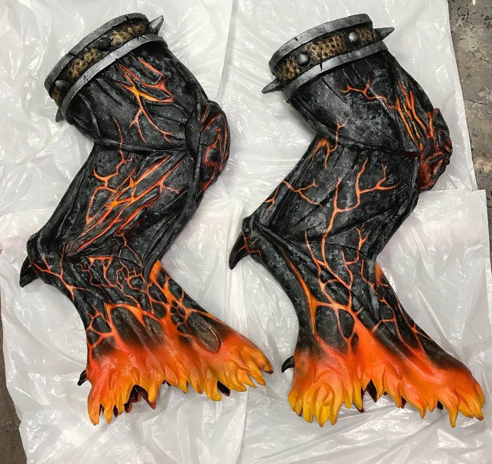 Balsac Legs