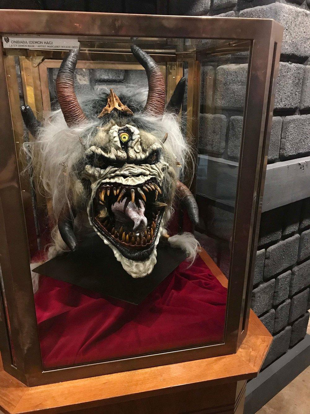 Onibaba Mask