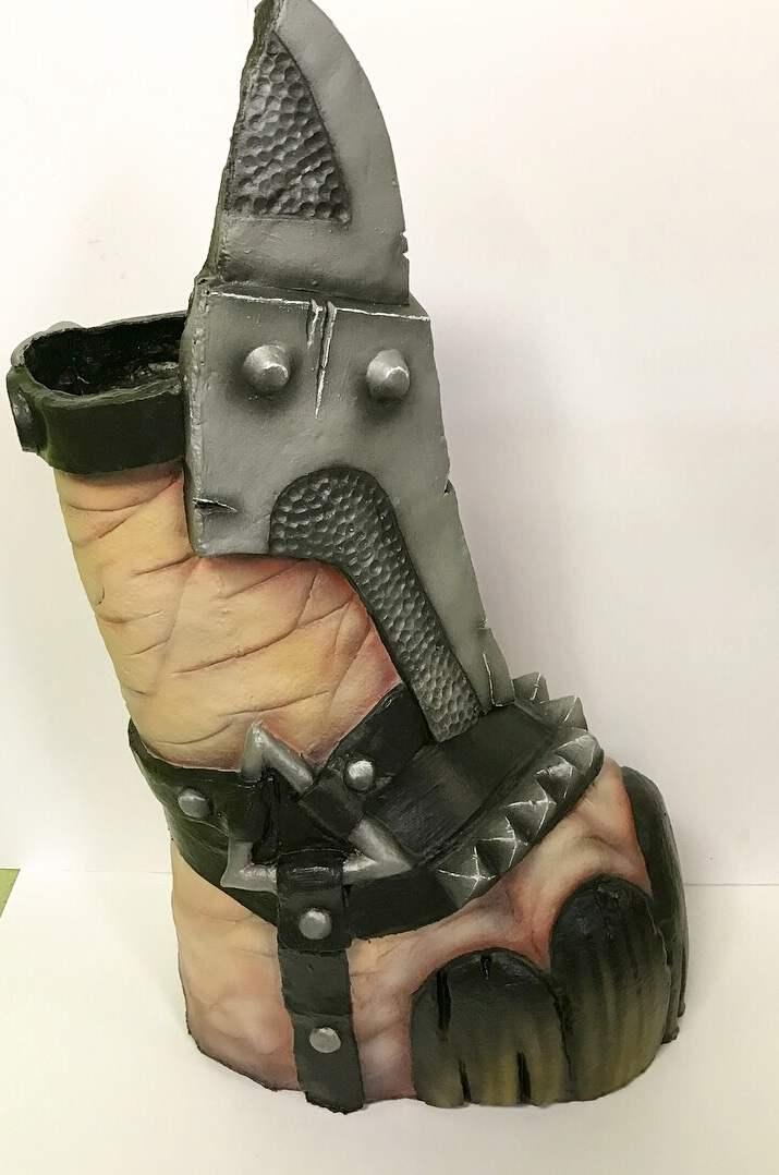 Blothar Foot