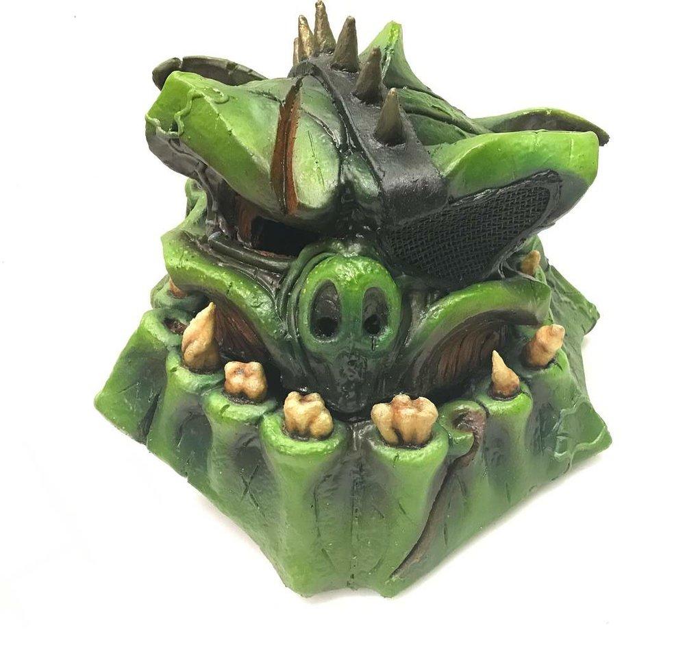 Bonesnapper Mask