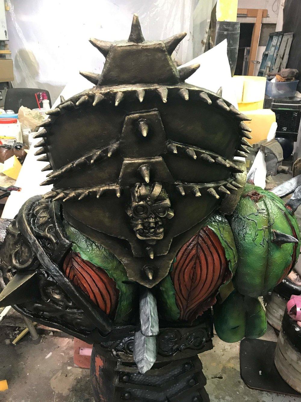 Bonesnapper Armor and Body