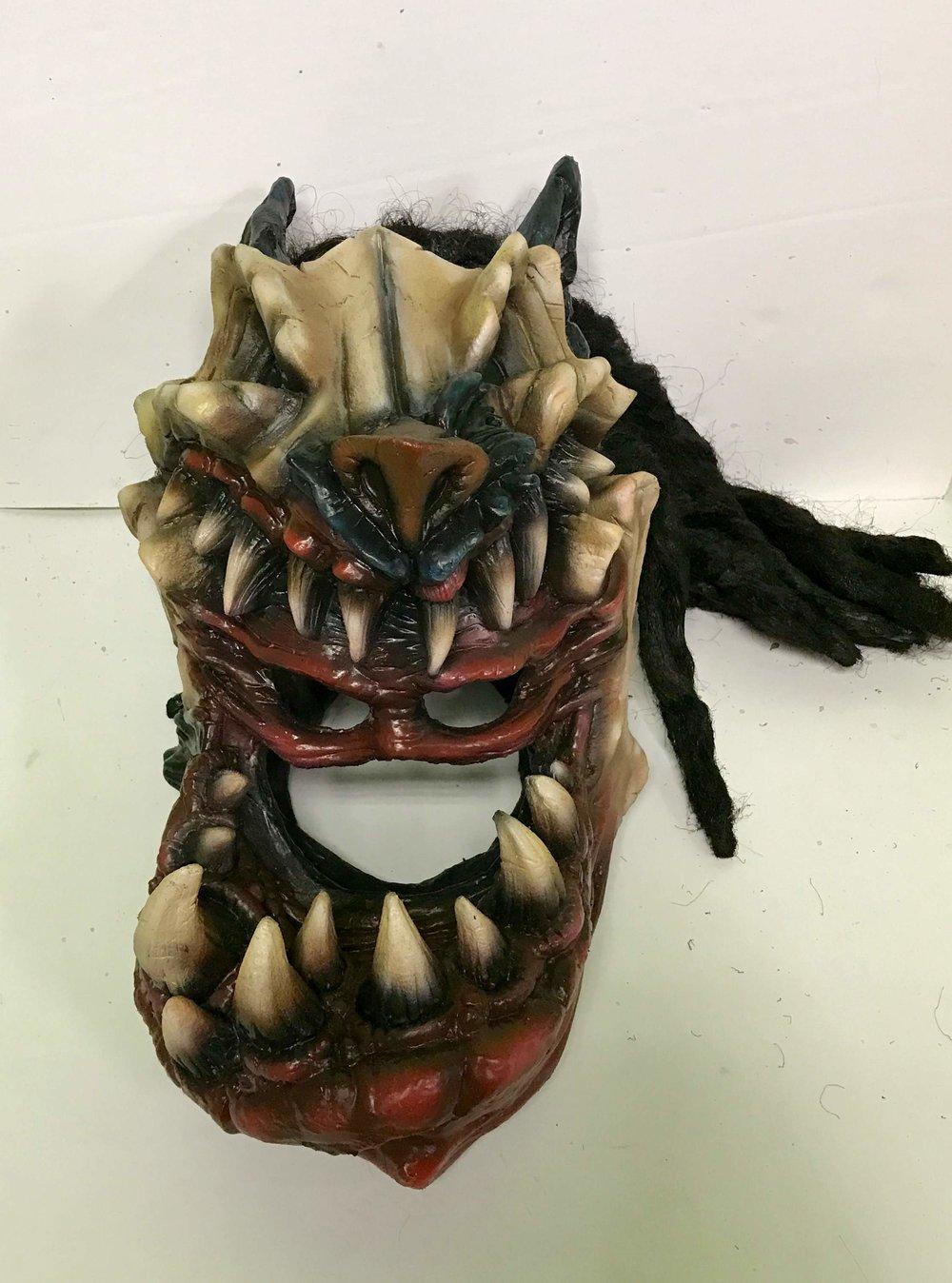 Jizmak Mask