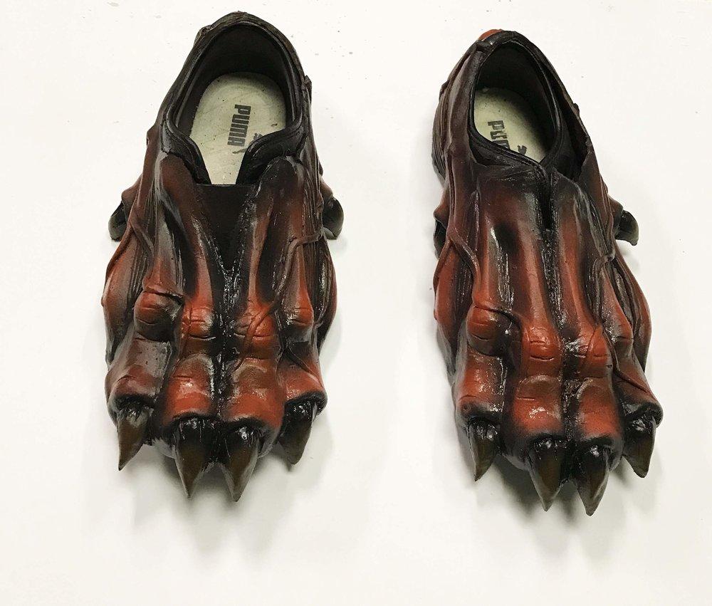 Jizmaks Feet