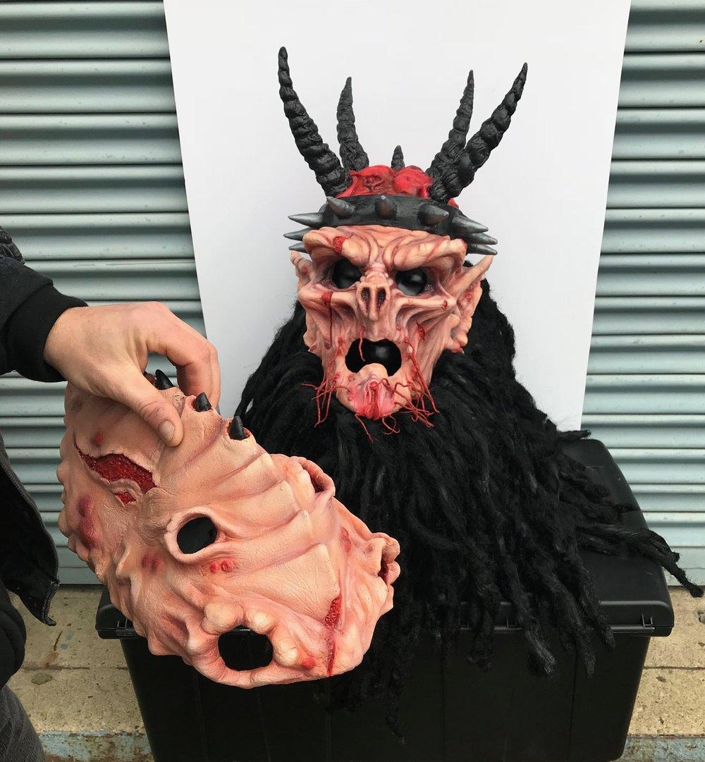 Oderus Mask
