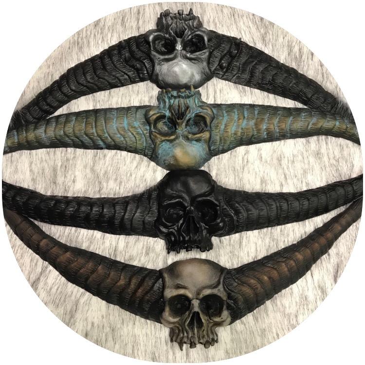 Skull Belts