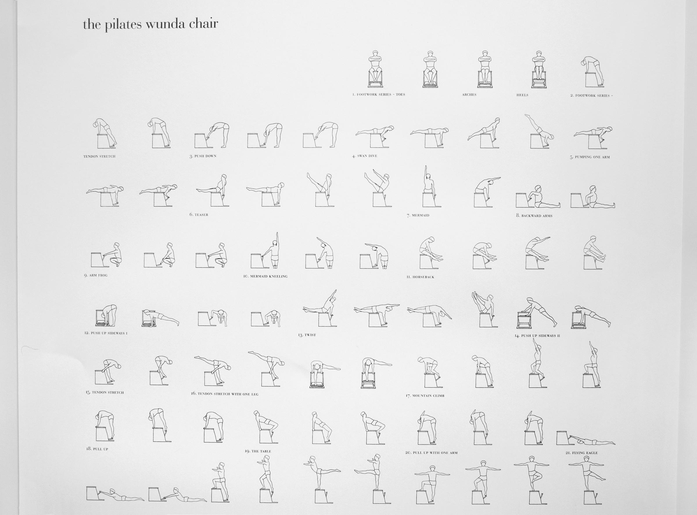 Pilates malibu chair buy malibu chair pilates combo - The Pilates Wunda Chair