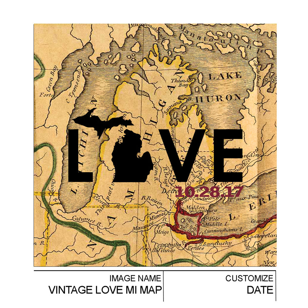 VINTAGE LOVE MI MAP WEDDING.jpg
