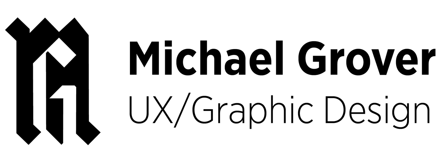 Michael Grover UX Design & Graphic Design