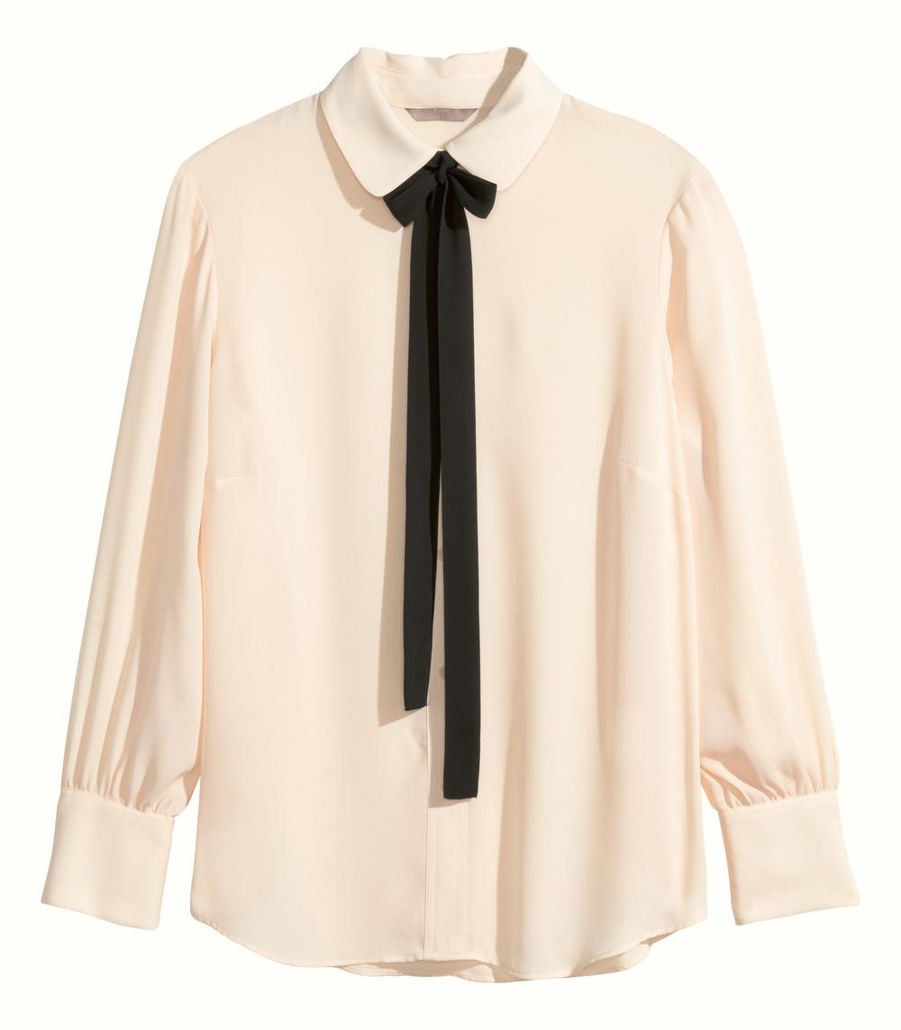 Bluza din matase, H&M, 199 lei