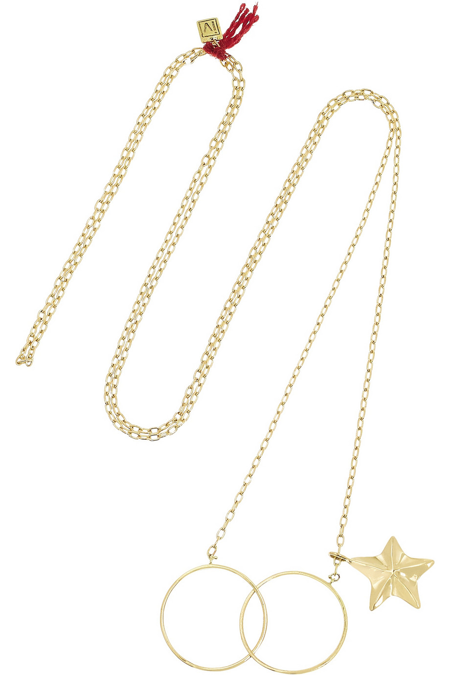 Colier din aur, Inez and Vinoodh, net-a-porter.com, 3.720 euro