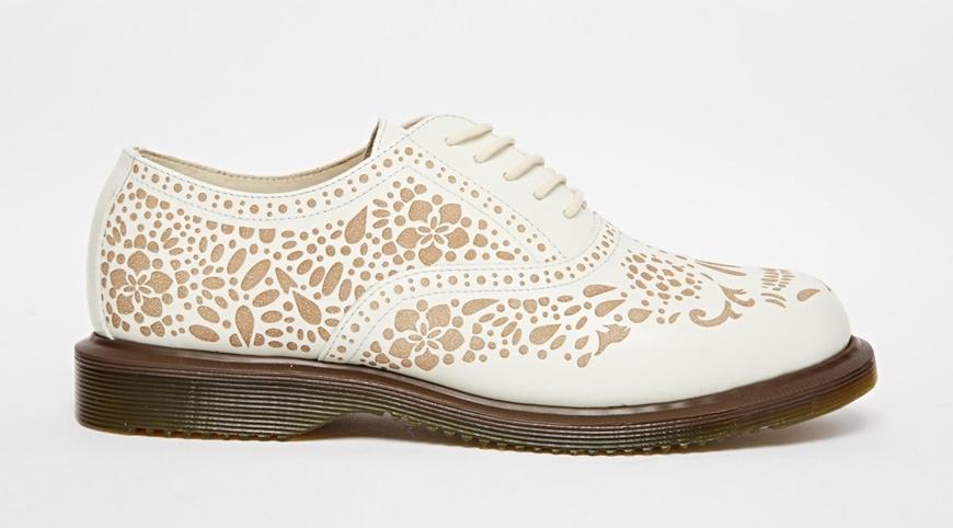 Pantofi din piele, Dr. Martens, drmartens.com, 125 lire