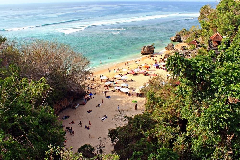 Padand Padang Beach