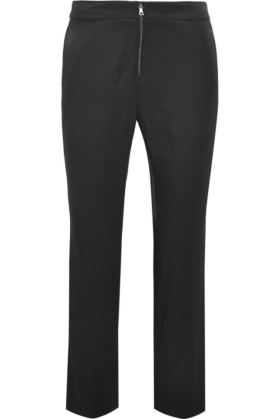 Pantaloni evazati, Sandro, outnet.com, 82,50 euro