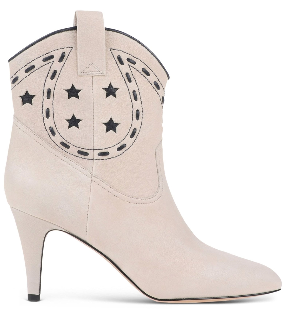 Botine din piele velur, Marc Jacobs, Sport Couture, 2.489 lei