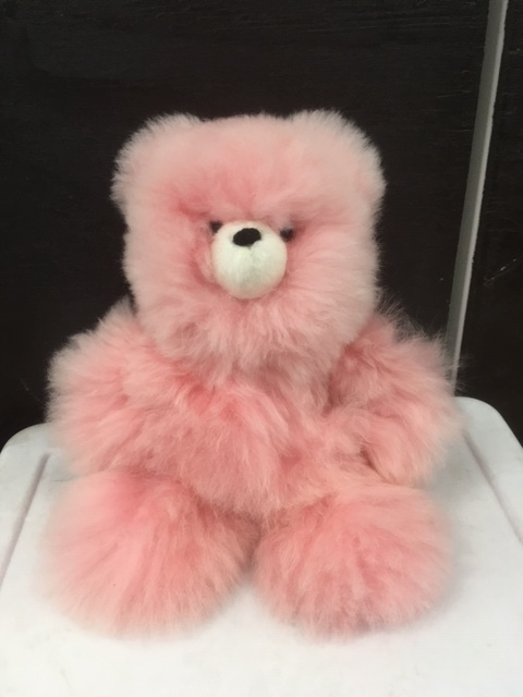 Alpaca Toy Animals - Pink Teddy Bear - Shop on Shopify Shop on Ebay