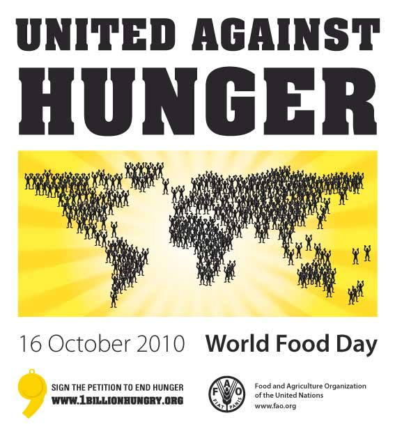 World Food Day United Against Hunger