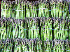 Asparagus, Photo by Liz West
