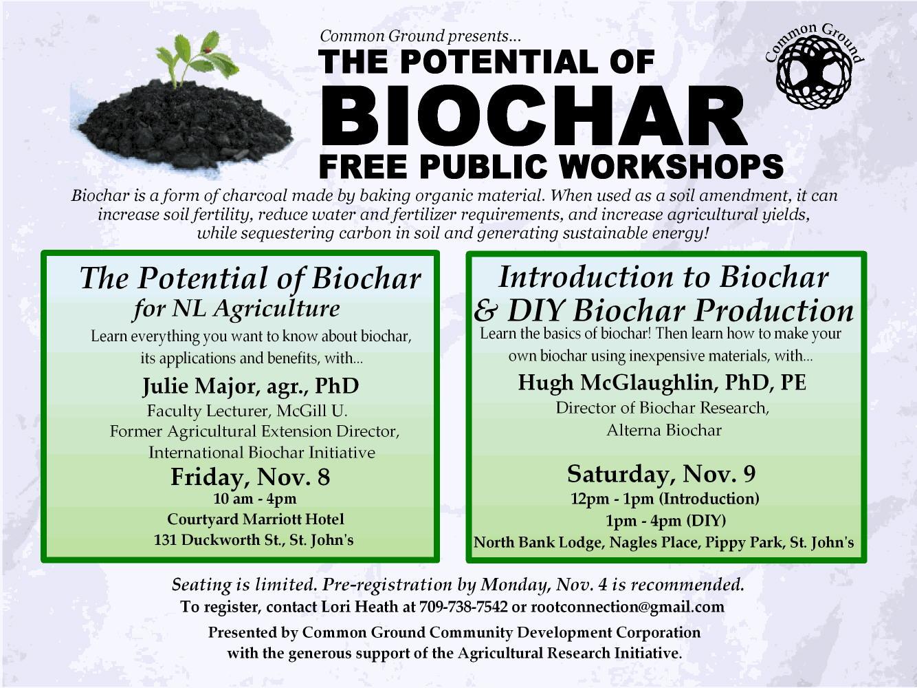 Biochar Poster