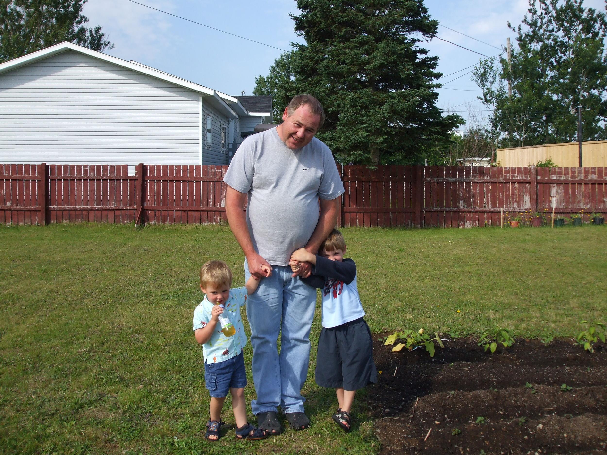 garden family
