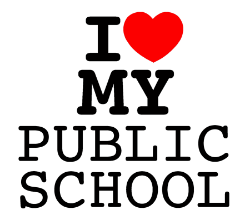 Image result for i love real public schools
