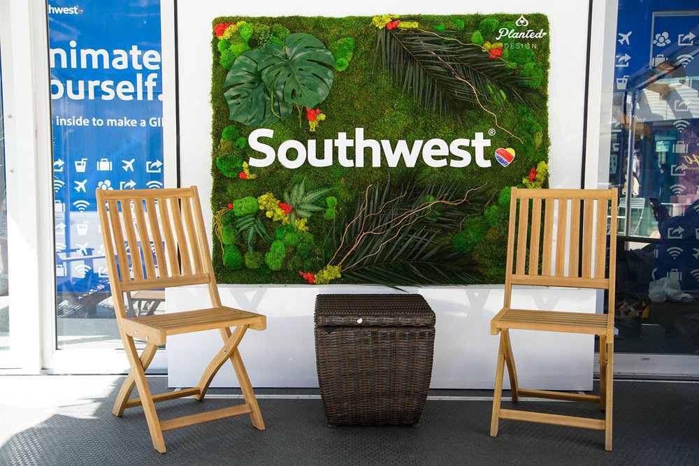 Southwest  - Rental Wall