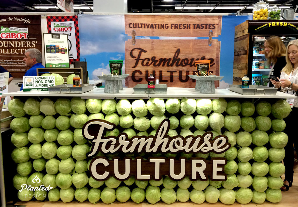 Farmhouse Culture - Moss Wall
