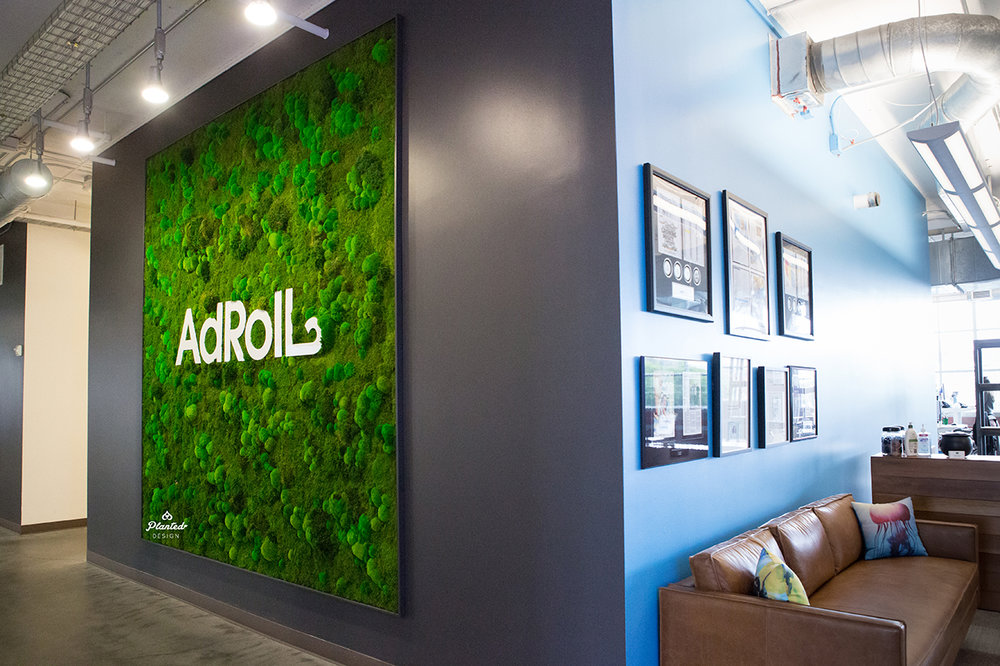 Gallery - Adroll — Planted Design