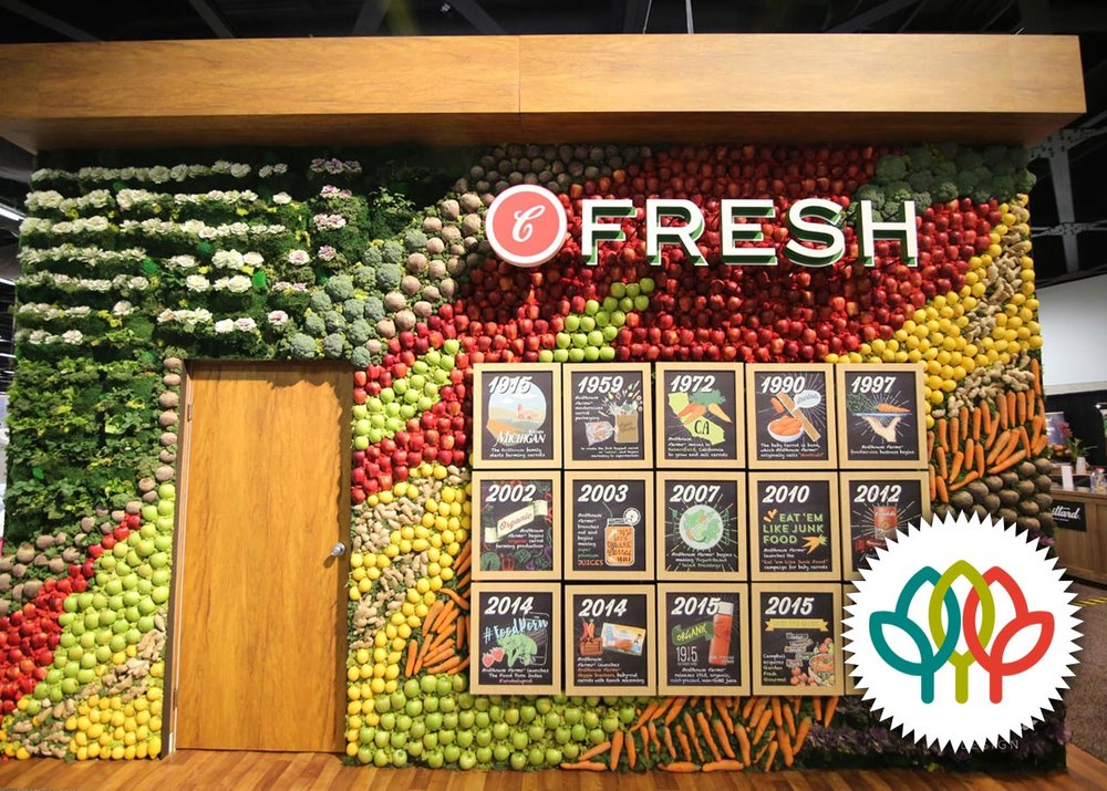 Bolthouse Farms - Trade Show American Hort Award Winner