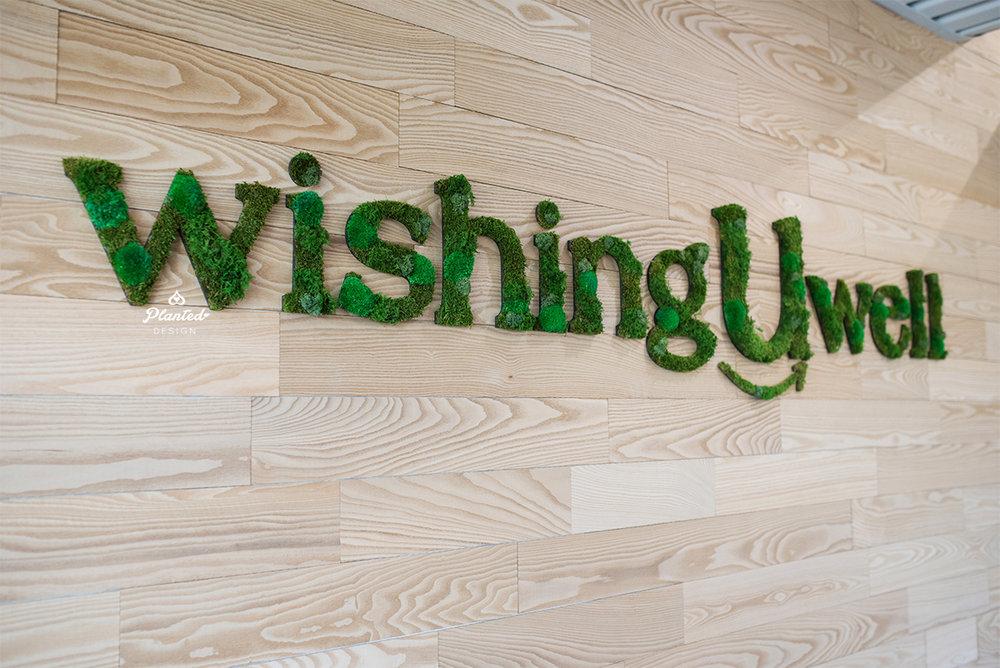 Wishing U Well  - Custom Moss