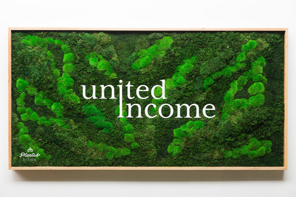 United Income  — Moss Wall