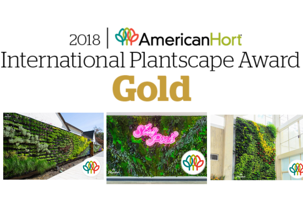 Planted Design Wins 3 National Awards, 8 total since 2015