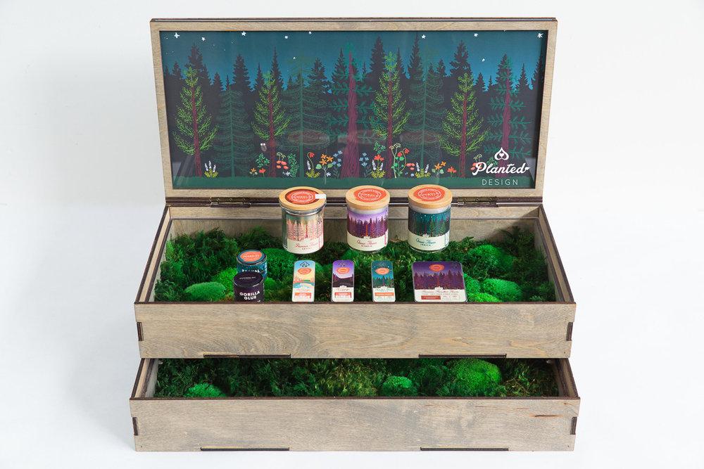 Humboldt Farms  — Moss