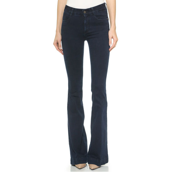 Stella McCartney The Longer 70 Flare Jeans